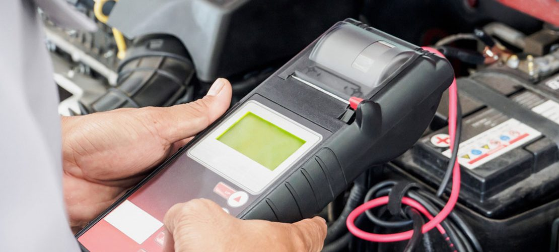 Testing your car battery