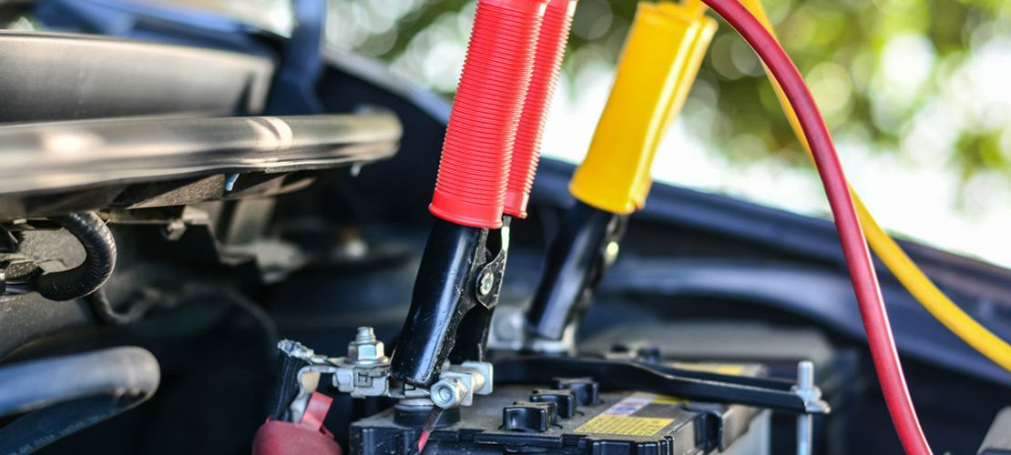 Charging your car battery
